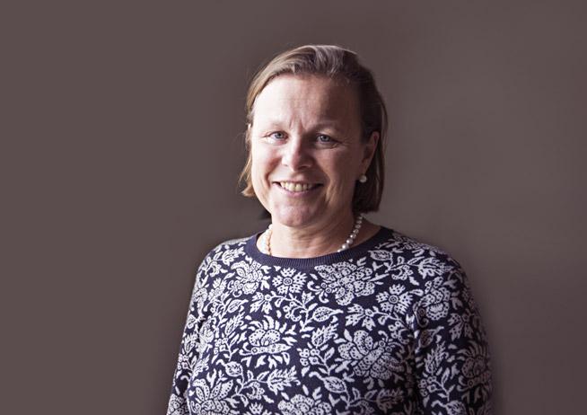 LWIB speaker Professor Fiona Wood