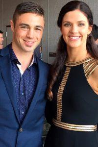 Steven and Kim-Alina Baldacchino